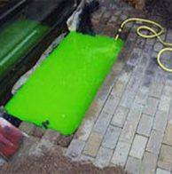 Uranina – Sale sodico della fluoresceina
