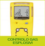 Controllo Gas Esplosivi