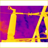 Misura alte temperature 550 °C - Testo 875-2i
