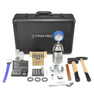 Test carburo CM set classic Trotec