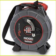 Videoispezione Seesnake Microreel Ridgid